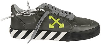 Off-White Low Vulcanized Sustainable Sneakers