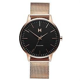 MVMT D-Mb01-Rgblm Boulevard 3-Hand Watch