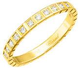 Chopard Ice Cube Mini Diamond Ring in 18K Yellow Gold, Size 53
