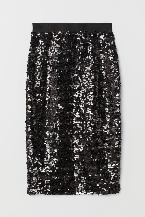 Thumbnail for your product : H&M Skirt with sequins