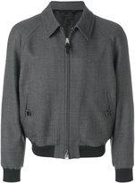 Tom Ford collar bomber jacket