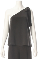 Joie Romana Tie Shoulder Silk Top