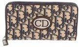 Christian Dior Diorissimo Zip Wallet