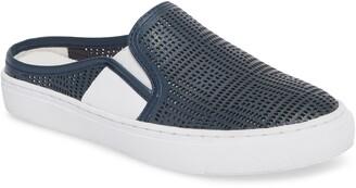 Bernie Mev. Perforated Backless Sneaker