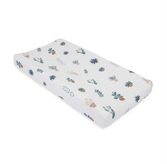 Little Unicorn Changing Pad Cover 100% Cotton Muslin Prickle Pots