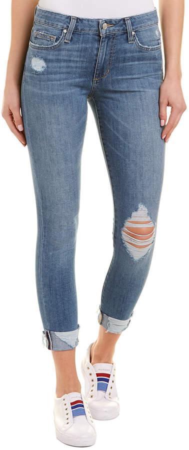 Joe's Jeans Icon Rhea Skinny Ankle Crop