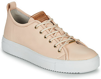 Blackstone PL97 women's Shoes (Trainers) in Pink