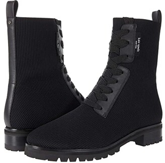 Kate Spade Merigue (Black) Women's Boots