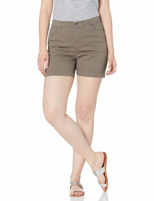 Gloria Vanderbilt Women's Amanda Basic Jean Short