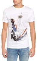 Antony Morato Men's Graphic T-Shirt