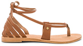 Urge Willa Sandal in Cognac. - size 36 (also in )