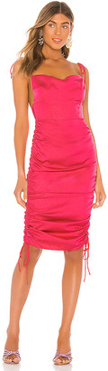 superdown Cora Midi Dress