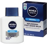 Nivea Men Original Replenishing Post Shave Balm 3.3 Fluid Ounce (Pack of 3)