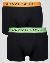 Brave Soul 2 Pack Boxers