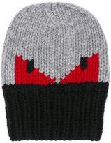 Fendi Bag Bugs knit beanie - men - Wool - One Size