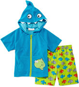 JCPenney WIPPETE Wippette 2-pc. Cover Up Set - Boys 2t-4t