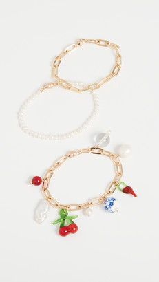 Eliou Chieti Bracelet Set
