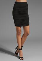 Riller & Fount Bette Ruched Skirt