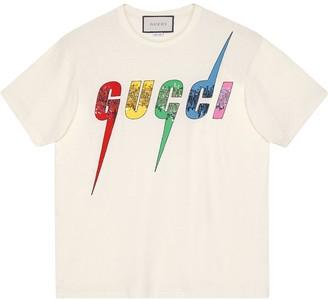 Gucci Blade oversized T-shirt