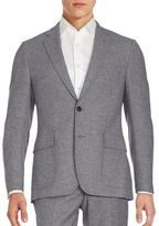 Billy Reid Herringbone Sport Coat