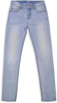 7 For All Mankind Girls' Daylight Skinny Jeans