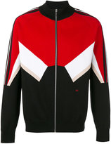 Christian Dior chevron sports jacket