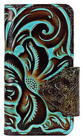 Patricia Nash Tooled Turquoise Collection Vara iPhone 7 Case