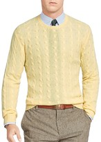 Polo Ralph Lauren Cashmere Cable Knit Sweater