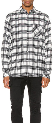 Zanerobe Work Flannel Long Sleeve Shirt