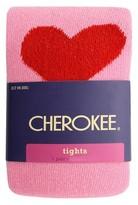 Cherokee Toddler Girls' Sweater Tights Pink