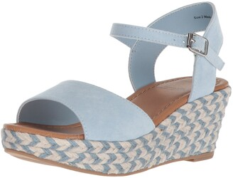 Dolce Vita Girls' Wendy Wedge Sandal