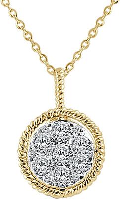 Sabrina Designs 14K 0.53 Ct. Tw Diamond Necklace