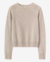 Toast Seamless Shetland Sweater