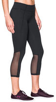 Under Armour Mirror Studio Cropped Leggings