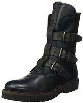 Mjus Men's 394203-0101-6002 Biker Boots black Size:
