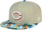 New Era Cincinnati Reds Vacation Vize Snapback Cap
