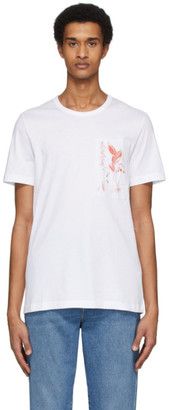 Tiger of Sweden White Darian T-Shirt