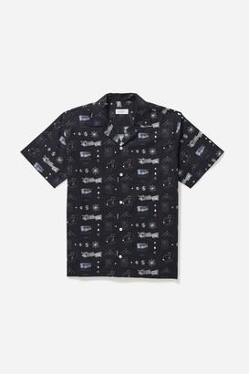 Saturdays NYC Canty Dark Space SS Shirt