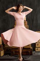 Shabby Apple Pirouette Skirt Pink