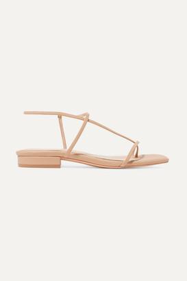 Studio Amelia 1.2 Leather Sandals - Neutral