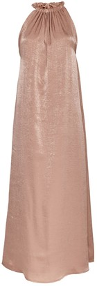 Cocoove Isla Maxi Dress In Oyster