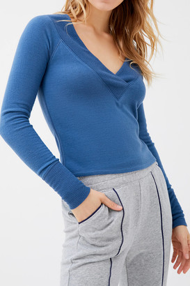 Out From Under Vienna V-Neck Top