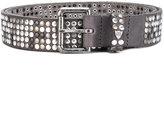 Htc Hollywood Trading Company - Cintura belt - unisex - Leather - 95