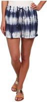 Splendid Karpaz Tie-Dye Shorts