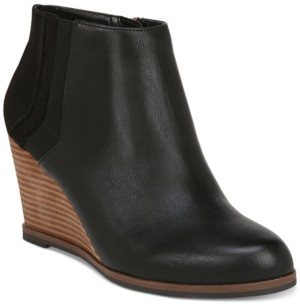 Dr. Scholl's Patch Booties Women's Shoes