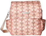 Petunia Pickle Bottom Glazed Abundance Boxy Backpack Diaper Bags