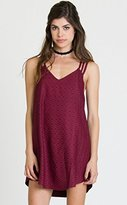 RVCA Junior's Women Maris Strappy Dress
