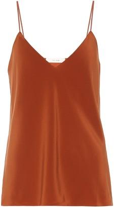 The Row Prima silk crepe camisole