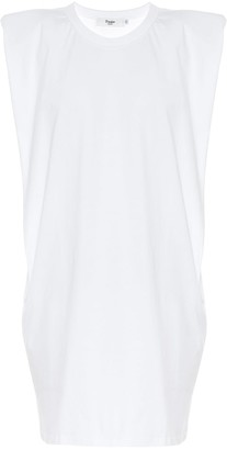 Frankie Shop Tina cotton-jersey minidress