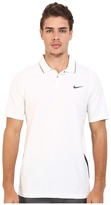 Tiger Woods Golf Apparel by Nike Nike Golf Velocity Woven Solid Polo